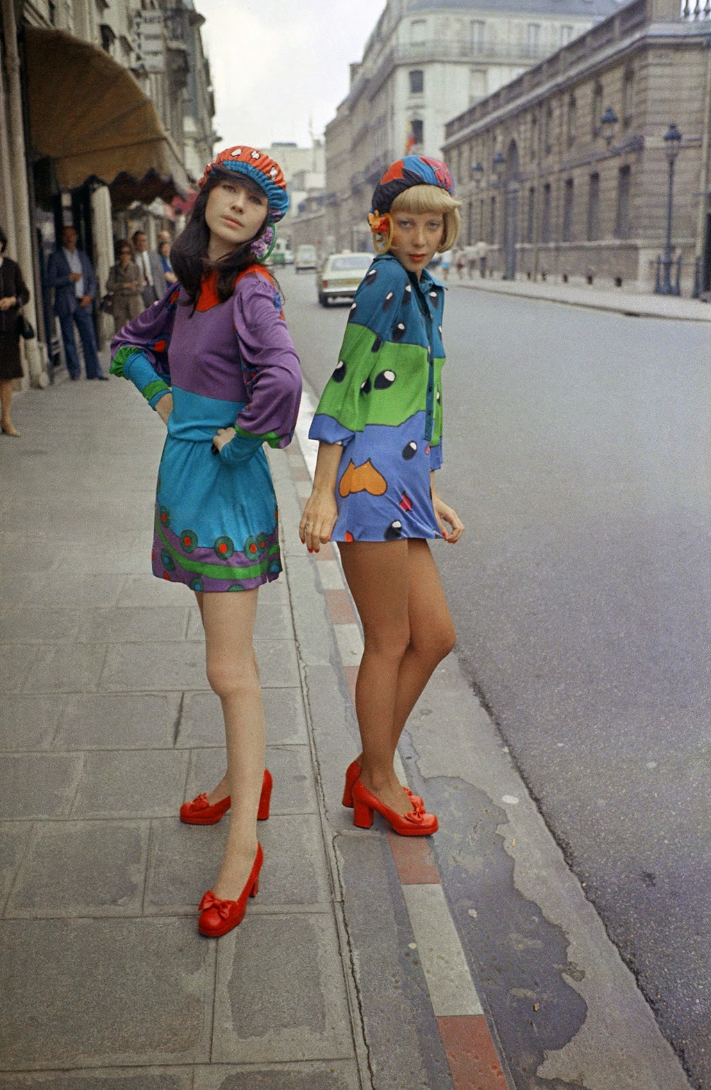 vintage everyday: 20 Photos Showing the Beautiful of the 1970s Fashion
