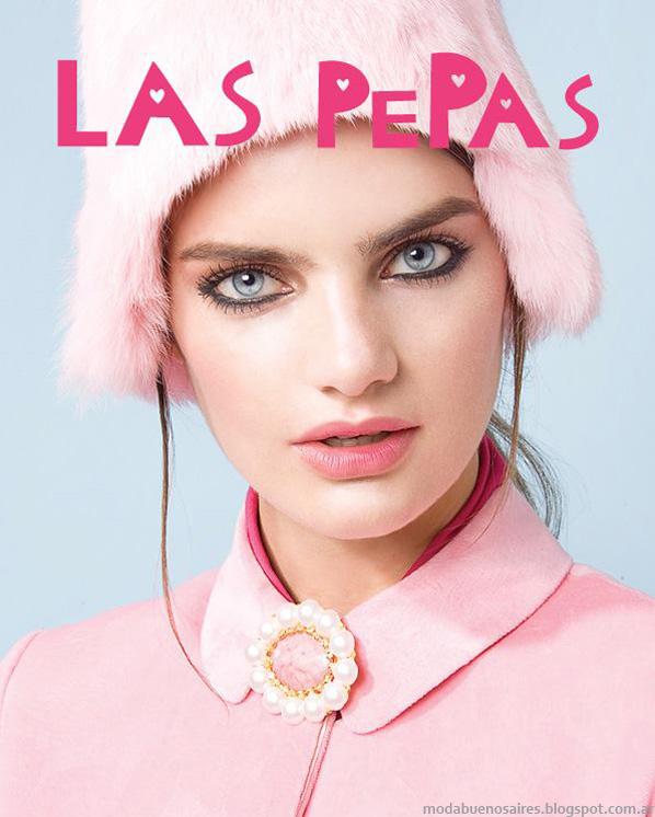 Las Pepas otoño invierno 2014. Moda otoño invierno 2014.