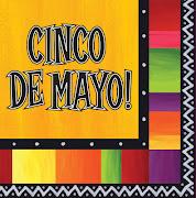 Feliz Cinco de Mayo! Posted by Harry Allagree at 10:51 AM