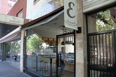 EXQUISITUSS TOMAR ALGO EN MADRID. BLOG ESTEBAN CAPDEVILA