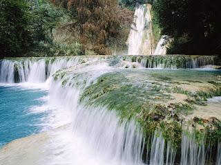 minas viejas waterfalls