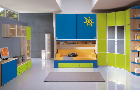 Decorating bedroom ideas for girl kids