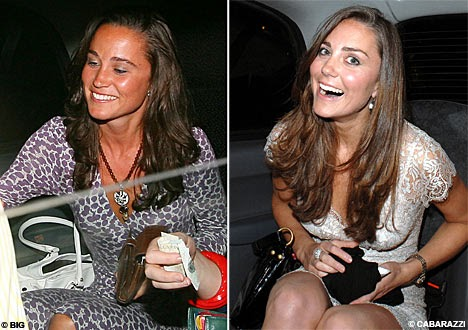 Pippa Middleton Vs Kate Middleton Barbie Craze