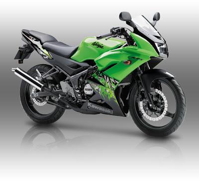 Kawasaki Ninja 150RR 2013