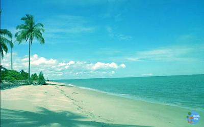 Pantai Tanah Kuning Bulungan