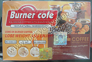 Burner Cofe Slimming Coffee