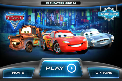 download cars movie game