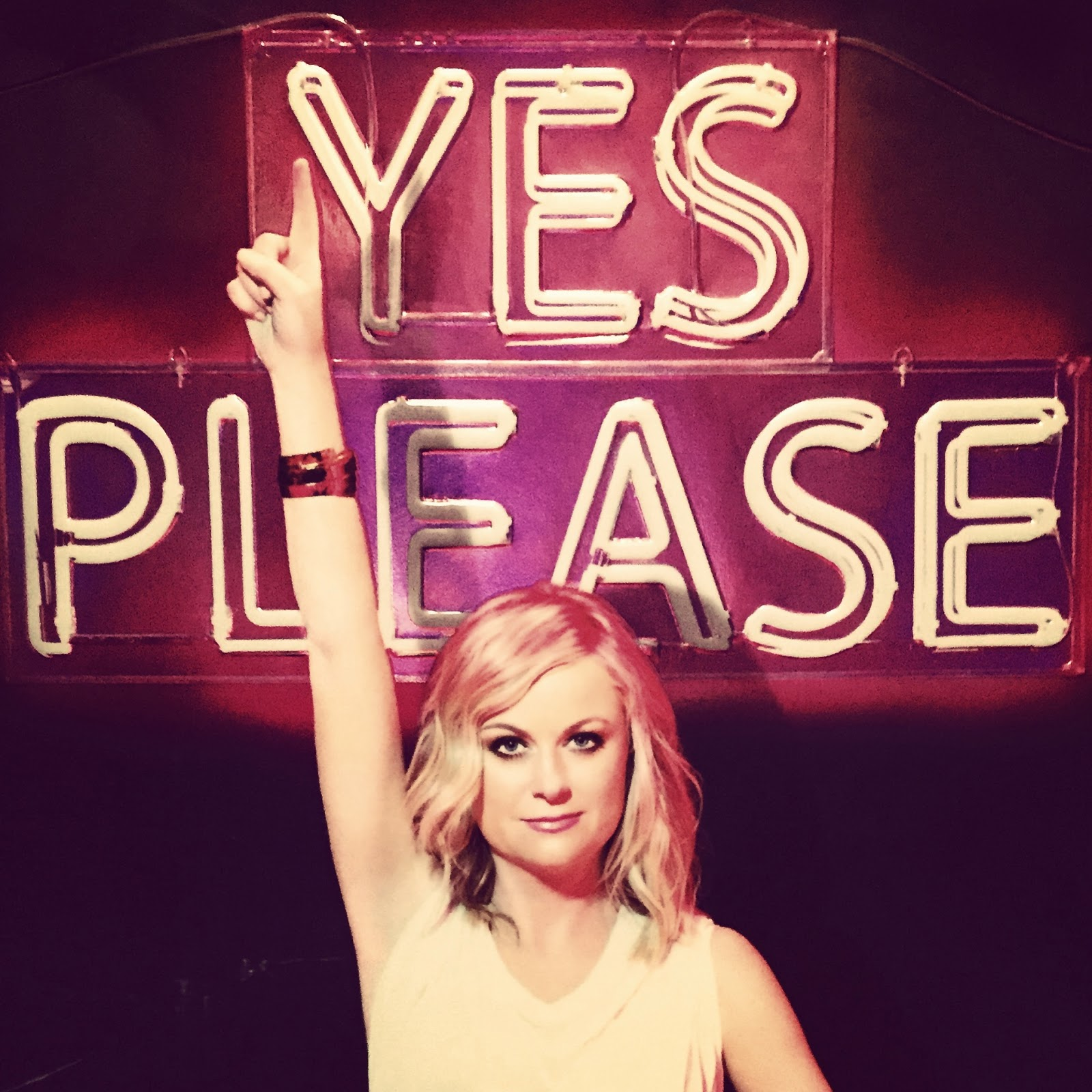 Amy Poehler's Yes Please