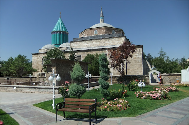 Museo de Mevlâna - Konya