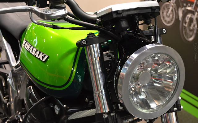 Kawasaki Z1000 40th Anniversary Concept | Kawasaki Z1000 | Kawasaki Z1000 cafe racer
