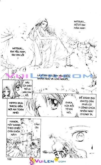 Viên Ngọc Nàng Tiên Cá Chapter 4 - Trang 168