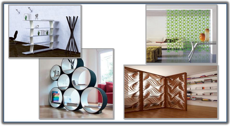 Separare cucina dal soggiorno  Gena Design