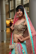 Model Alice Rosario glam pics in Lehenga-thumbnail-5