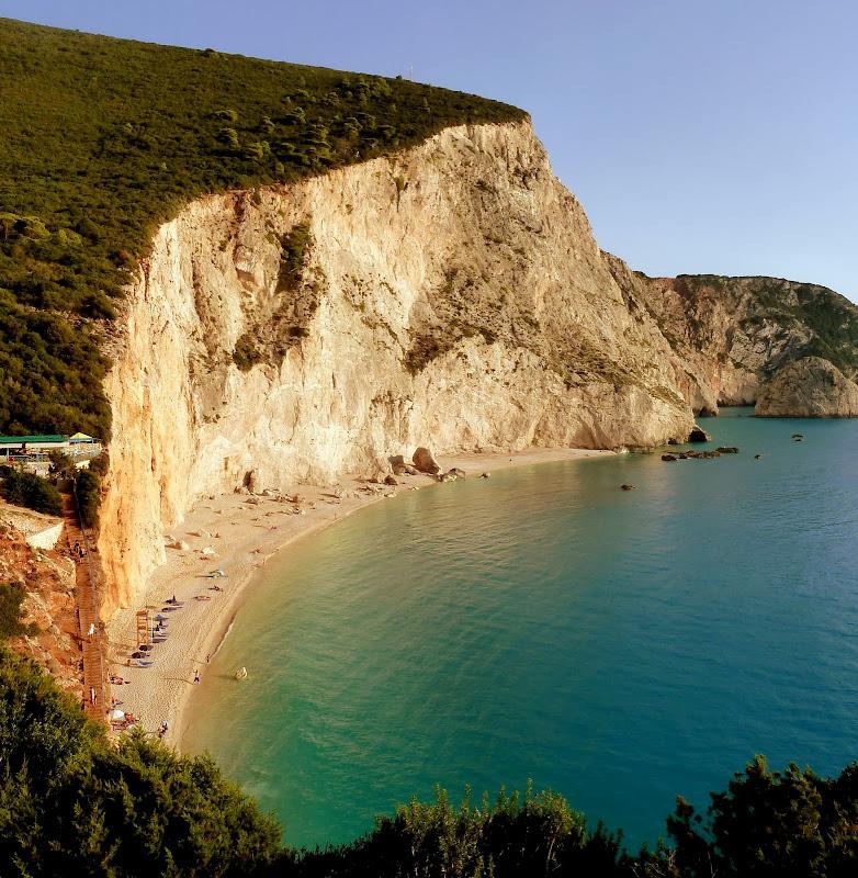 Porto Katsiki auf Lefkada (Lefkas) im Ionischen Meer