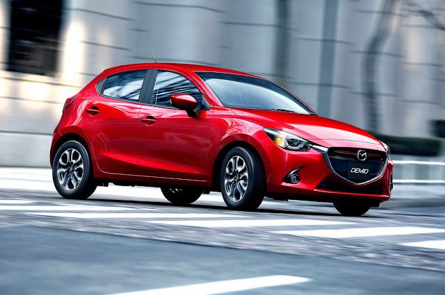 Llegó el Mazda 2 - 2016