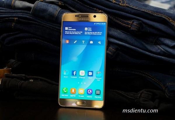 Samsung Galaxy Note 5 Trung Quốc fake y như thật