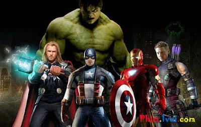 Phim Bit i Siu Anh Hng - The Avengers [Vietsub] Online