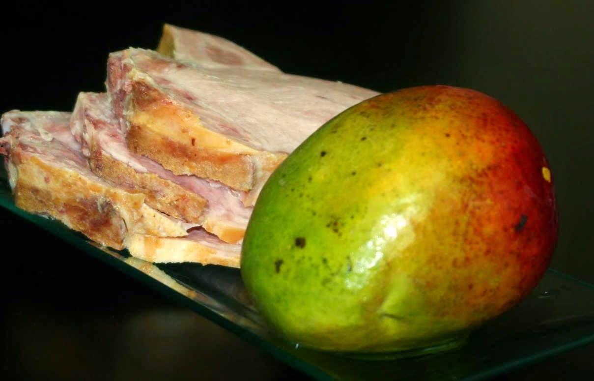 Cerdo al Mango
