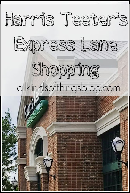 Harris Teeter Express Lane Shopping