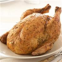 Weight Loss Recipes : Rosemary Roast Chicken