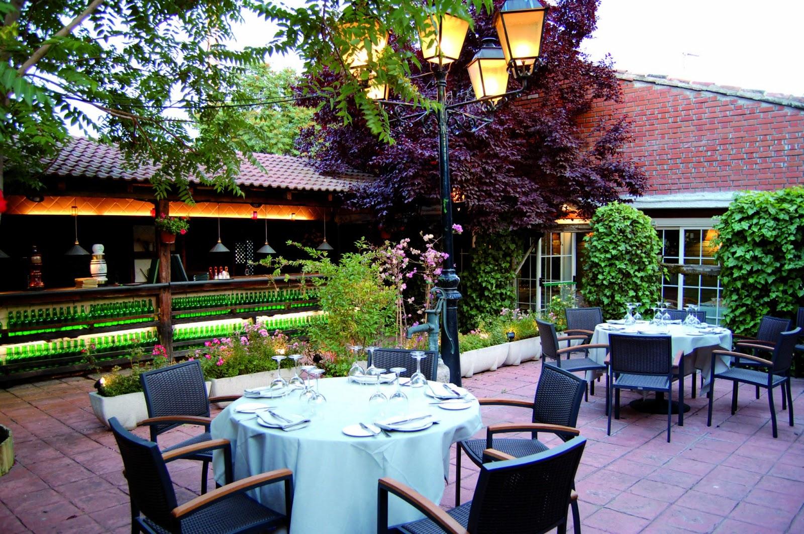GastroHunter.- Restaurantes El Oso, la Favorita, Lateral y Palacio de la Peña