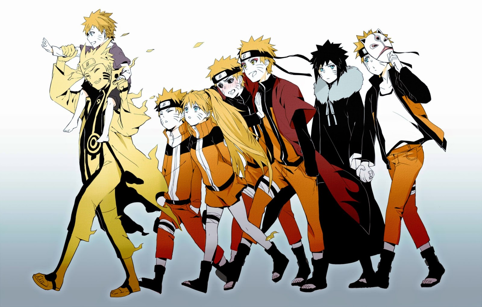 Kumpulan Gambar Naruto | Gambar Lucu Terbaru Cartoon Animation ...