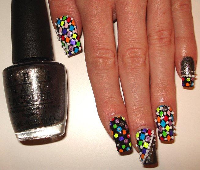 Easy spring nail designs 2015