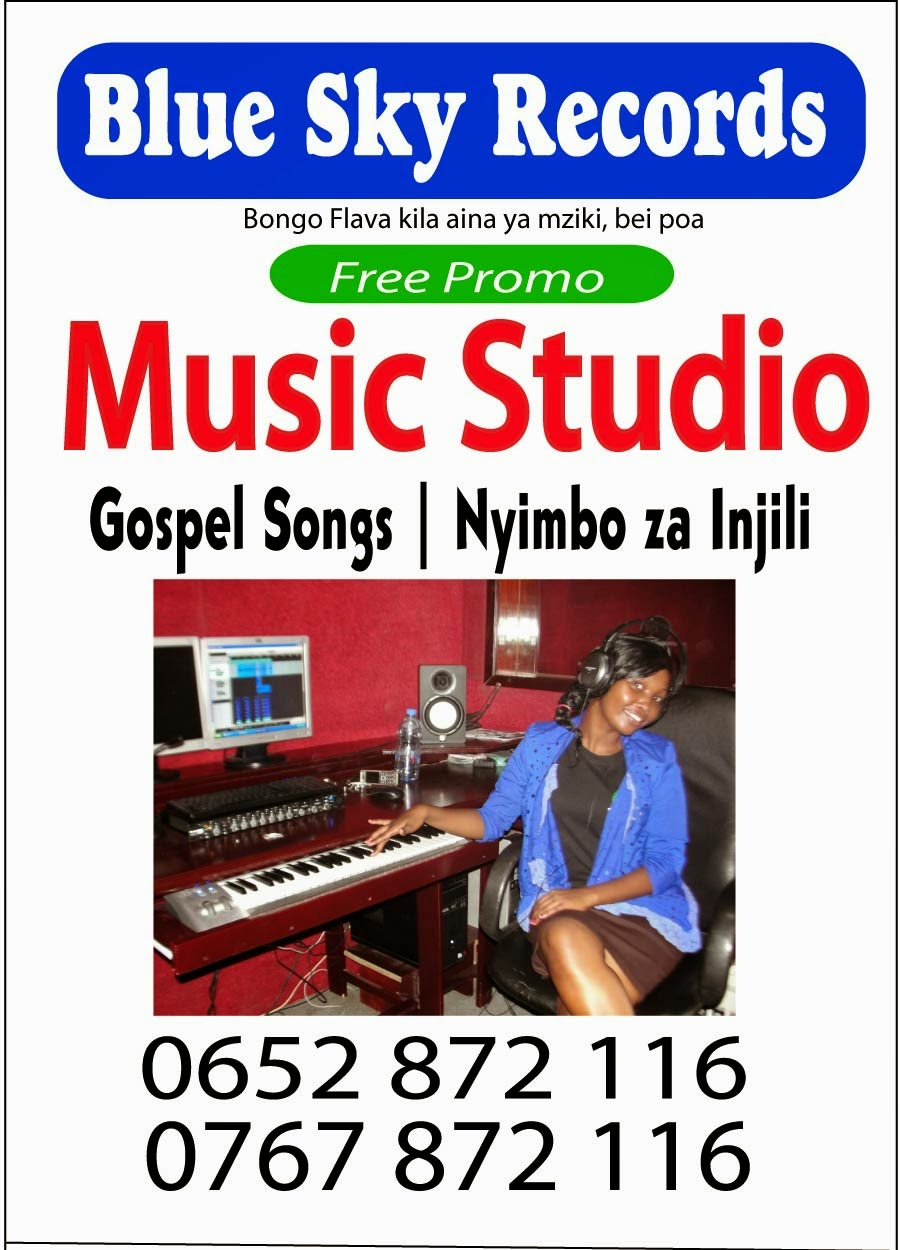Studio ya Kisasa pale Ubungo