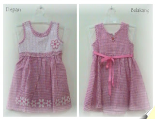 dress pesta bayi