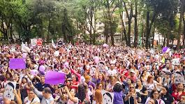 Manifestaciones contra el fascismo