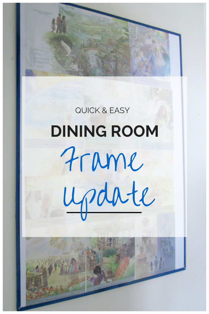 frame makeover ideas