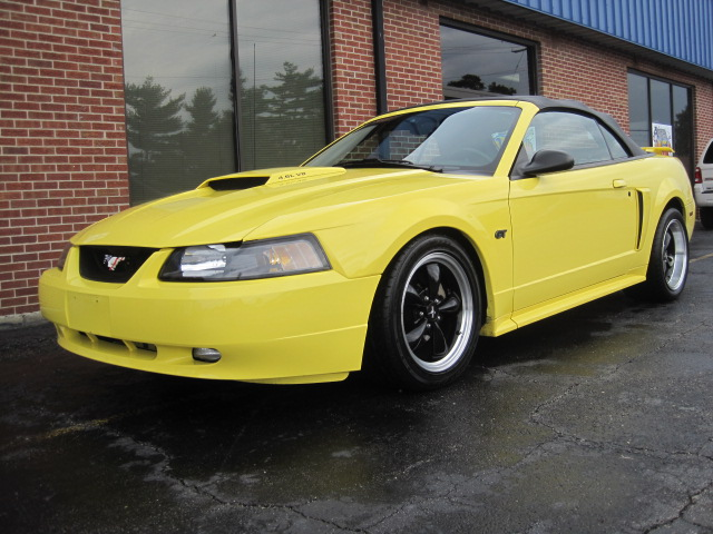 High Performance Sales 2003 Ford Mustang Gt Convertible For Sale Sold