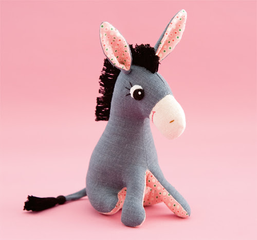 http://www.etsy.com/blog/en/2009/how-tuesday-make-a-donkey-softie/