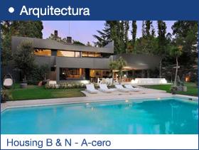 Housing B & N - A-cero