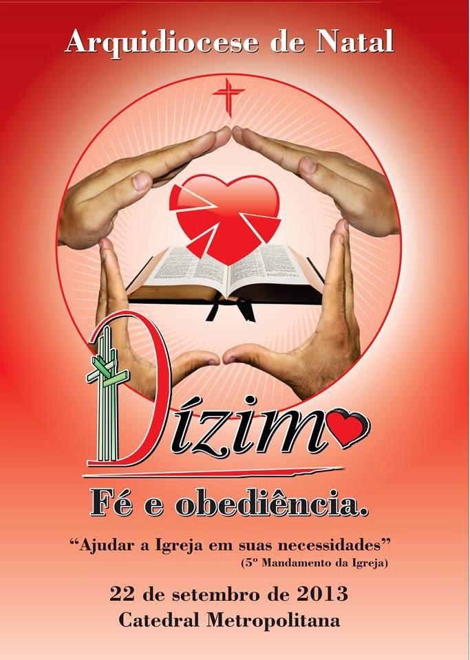 Blog da Pastoral do Dízimo - Arquidiocese de Natal