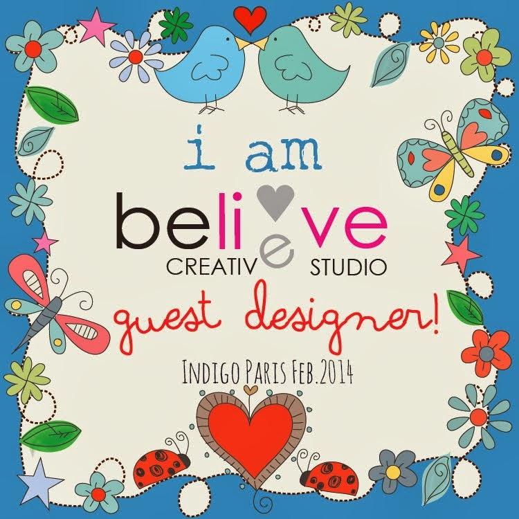 Believe Creative Studio Guest Designer