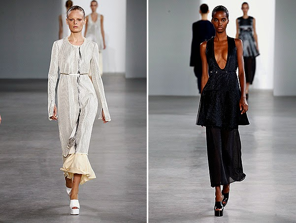 Fashion Week in New York_Calvin Klein show