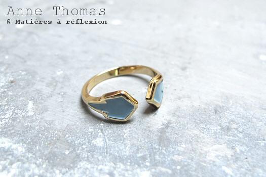 SOLDES Bague  Anne Thomas bijoux