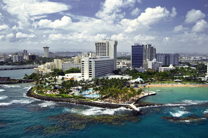 Caribe Hilton San Juan 4* - San Juan (Porto Rico)