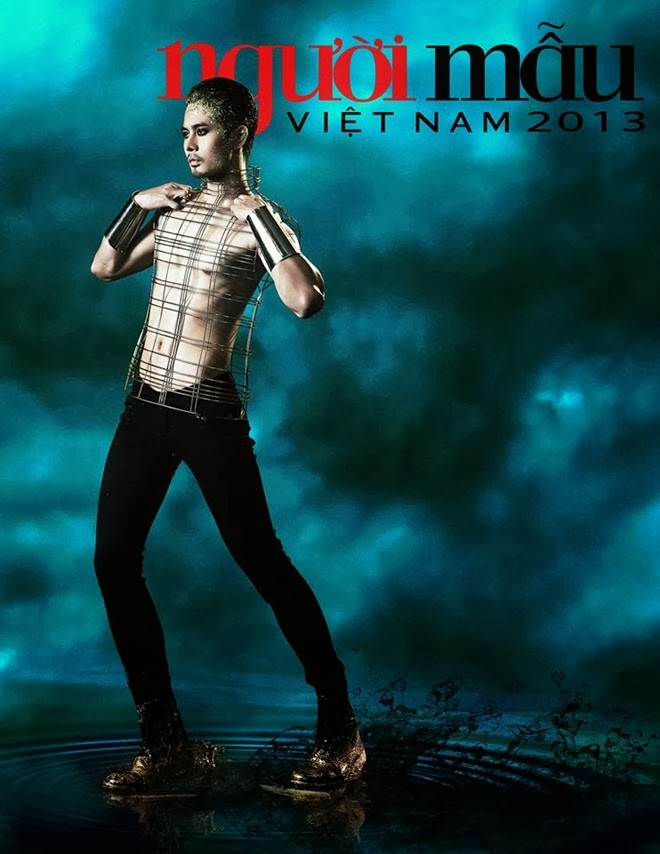 Thí sinh Next Top Model thể hiện bộ ảnh I wanna be on top
