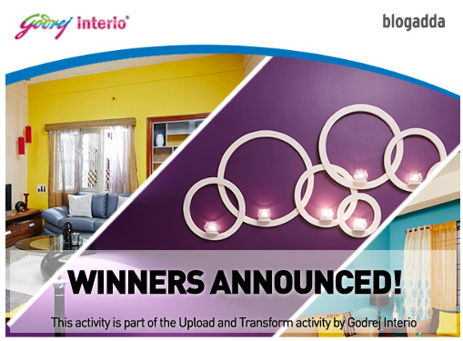 Godrej Interio : WINNER