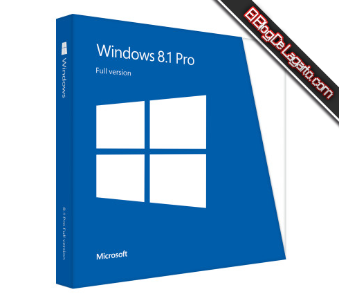 Windows 8.1 Full ISO