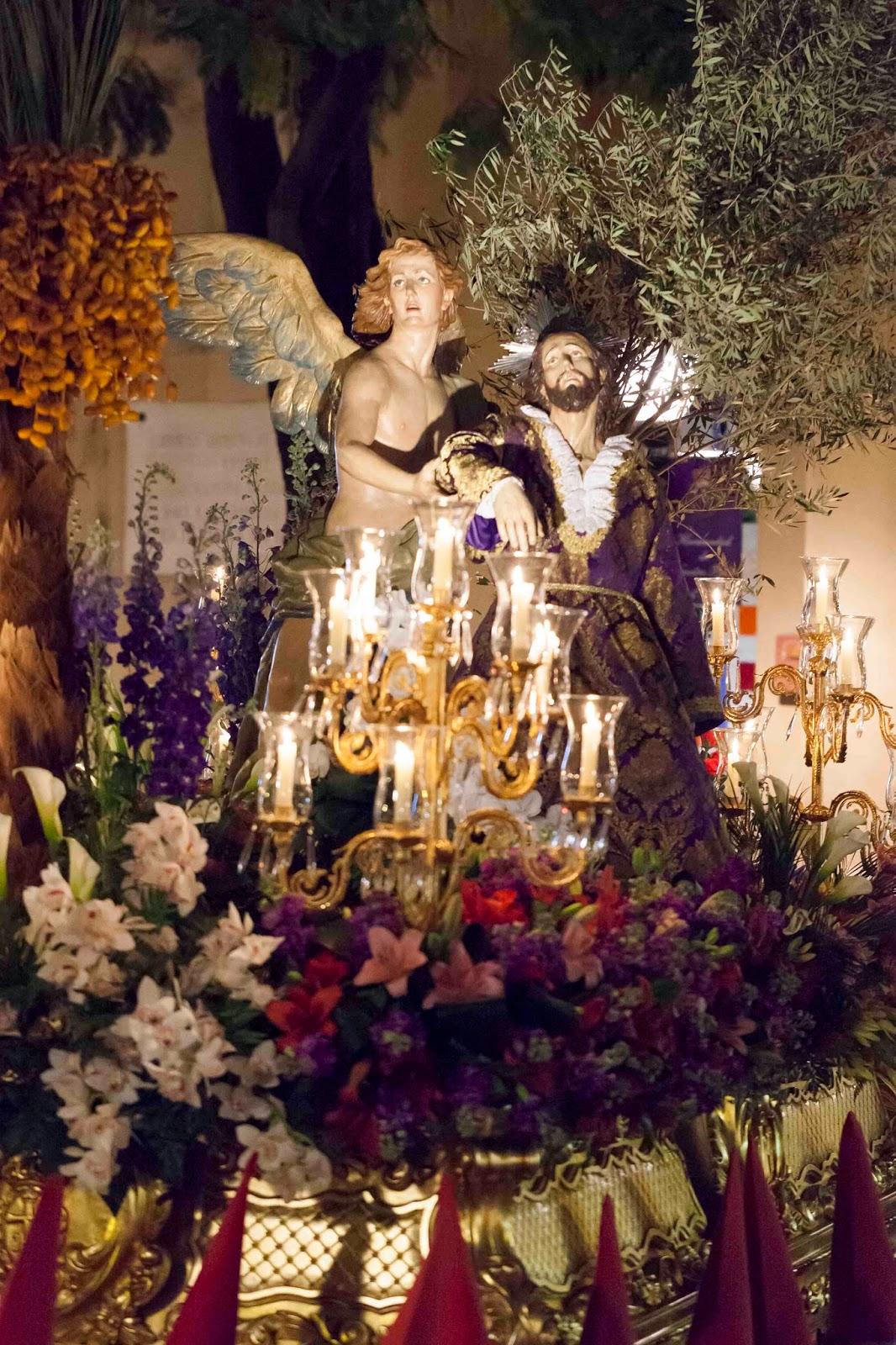 Oración Semana Santa Murcia escultura 2