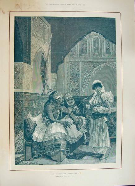 Αn Albanian Morgiana