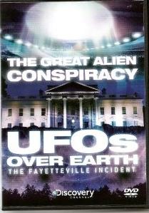 Ντοκιμαντέρ για UFOs