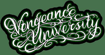 Vengeance University BrandLogo