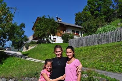 El Cirum, Dolomites