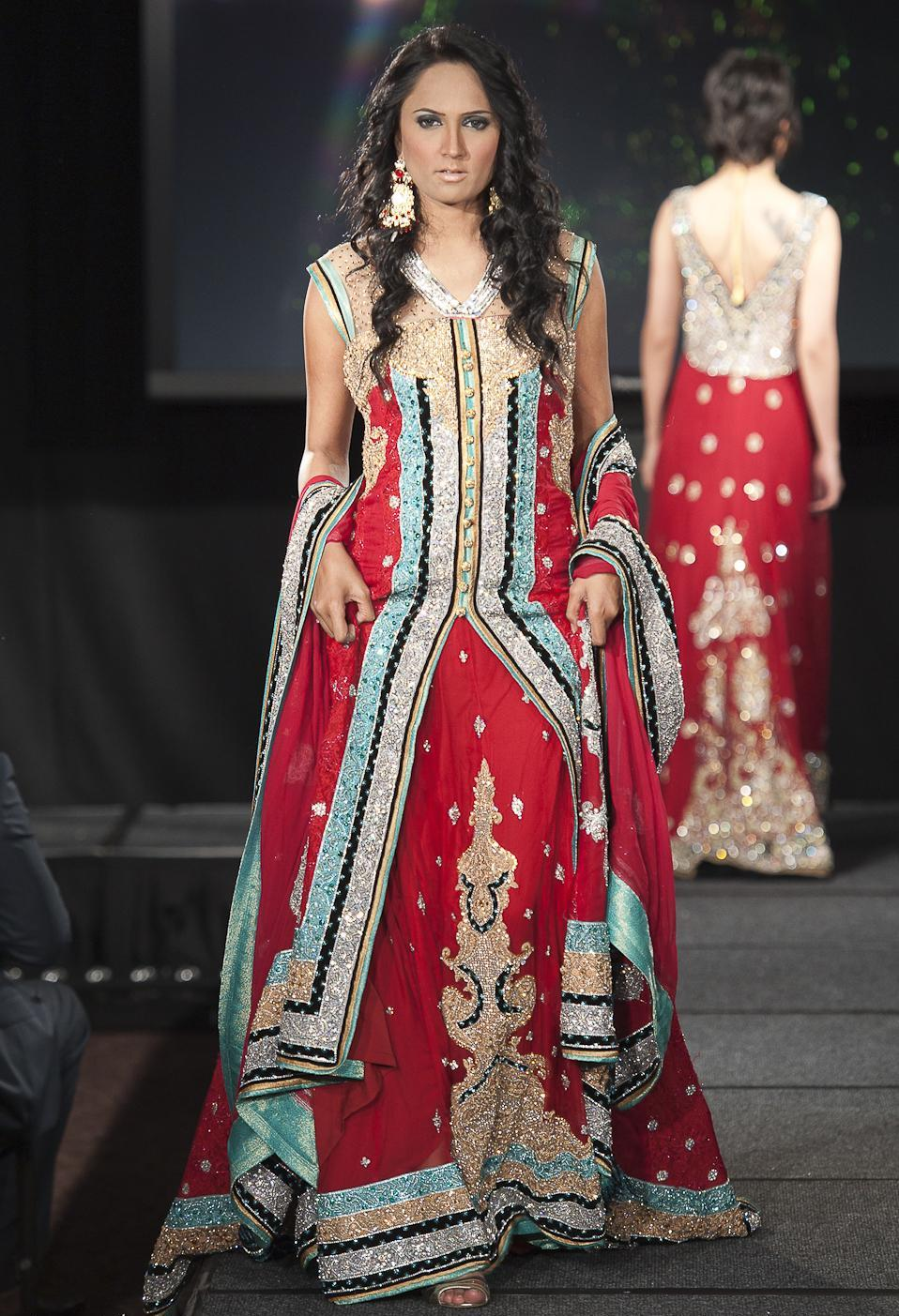 PAKISTANI BRIDAL DRESSES(vol:1) - FASHION n CULTURE