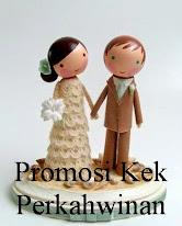Promosi Kek Perkahwinan