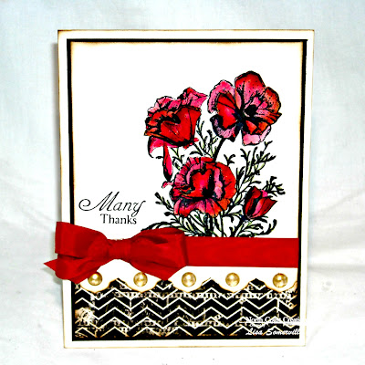 Stamps - North Coast Creations Floral Sentiments 2, Floral Sentiments 3, ODBD Antique Labels & Border Dies